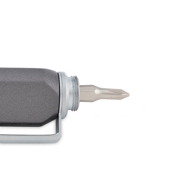 Platinum Grey Monteverde Tool 60 Ballpoint Pen /& Stylus