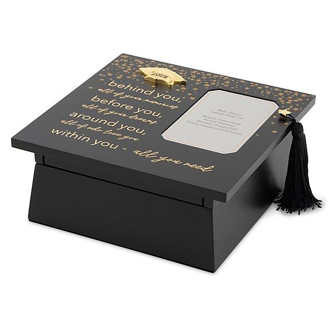Image Graduation Class of 2019 Cap Photo Box