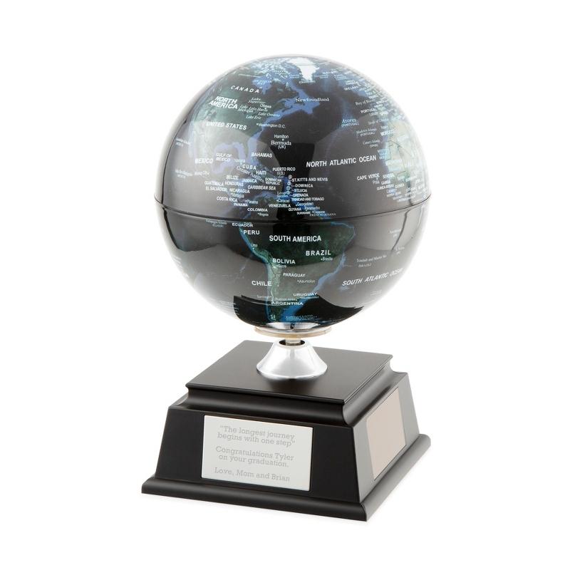 17 Inch City Lights Solar Globe