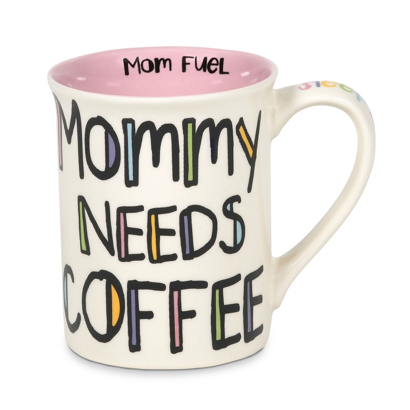 16 OZ Mommy Needs Coffee Mug
