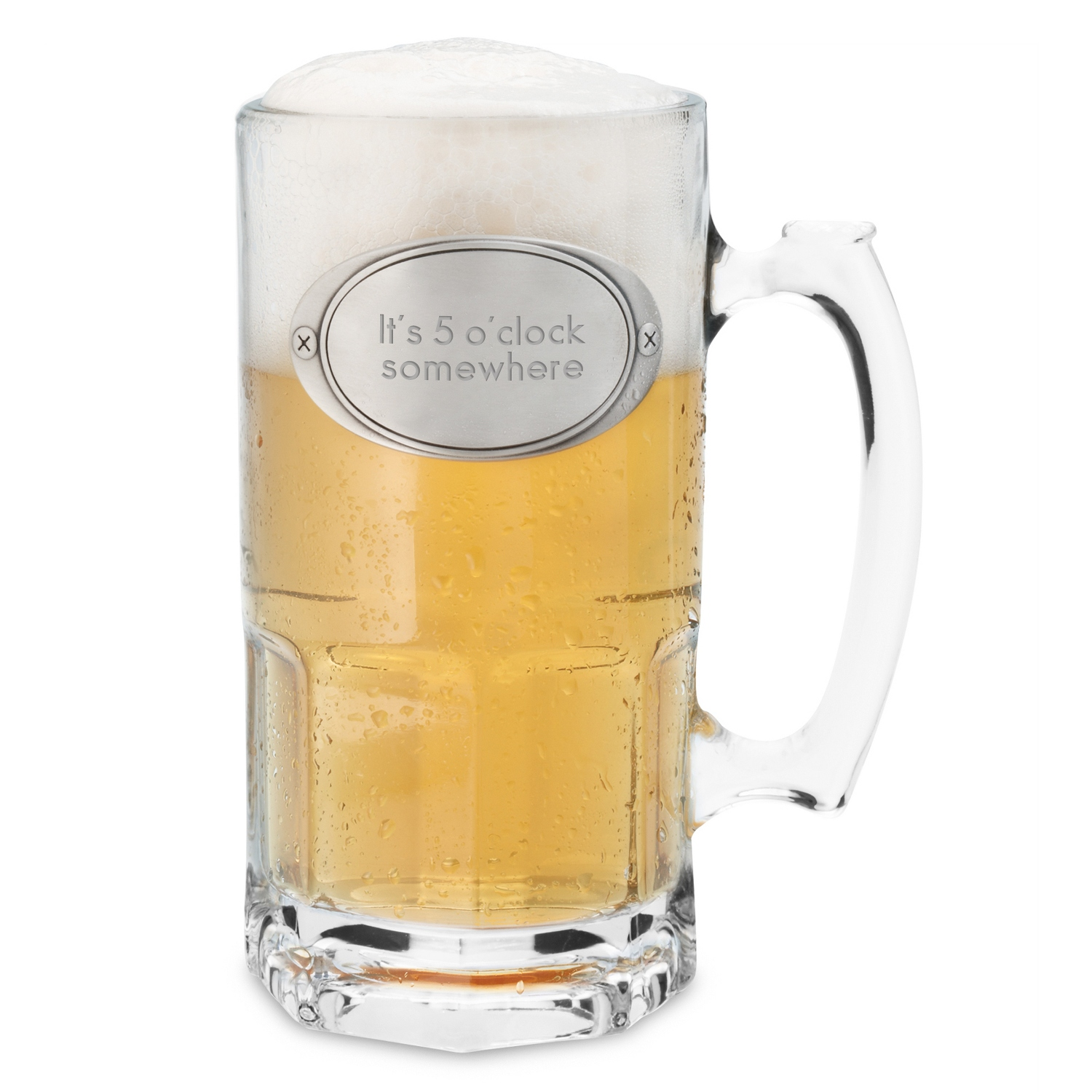 Personalized Beer Glasses & Mugs at Things Remembered