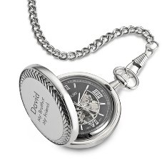 lyfe tree pocket watch