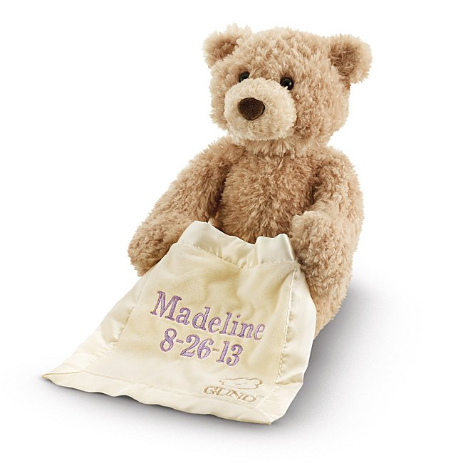 Gund Peek A Boo Bear - Stuffed Animals & Bears - Babies & Children - Baby Gifts For Boys - Personalized At Things Remembered