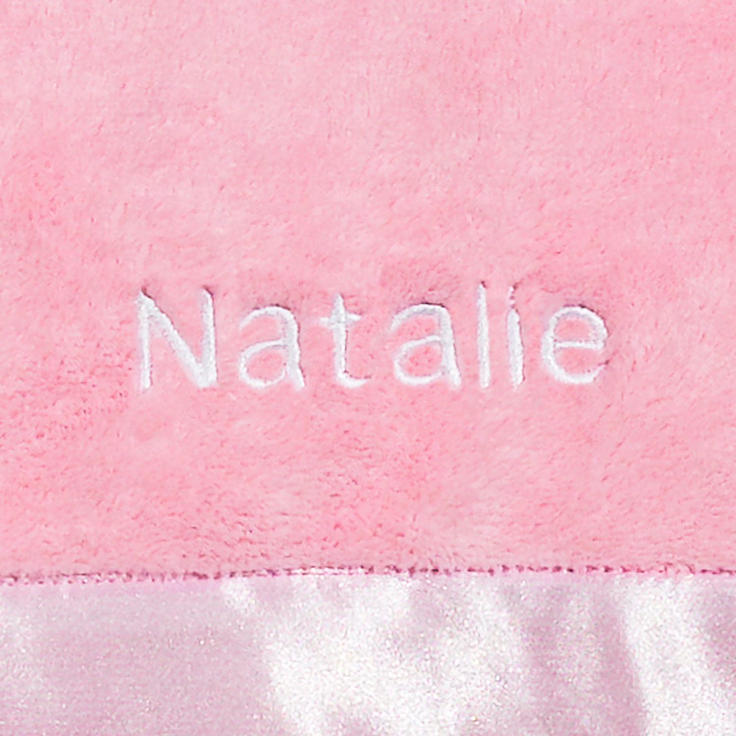 light pink fleece baby blanket. Black Bedroom Furniture Sets. Home Design Ideas