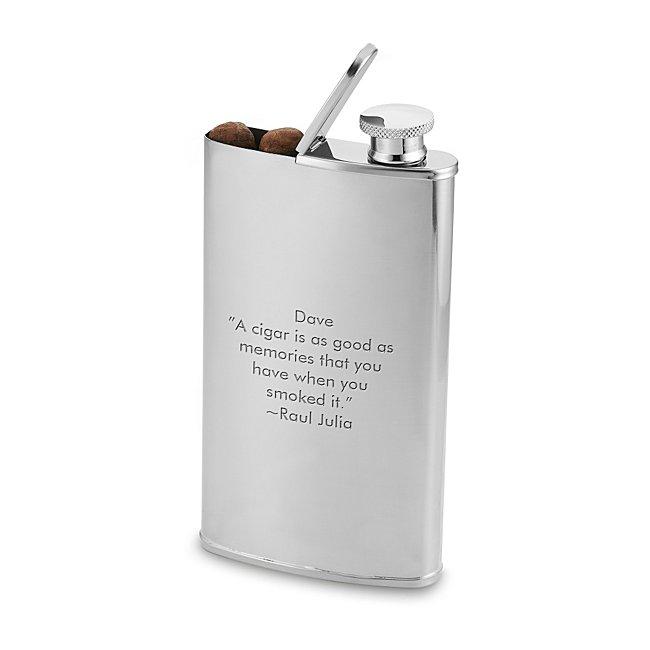 Stainless Steel Cigar...