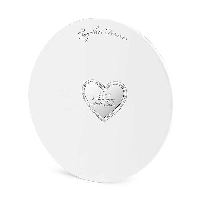 Wedding Signature Plate