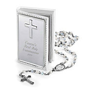 personalized baptism christening gifts at things remembered