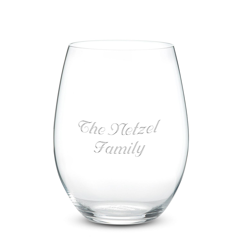 Riedel O Key to Wine Set of 5 Glasses