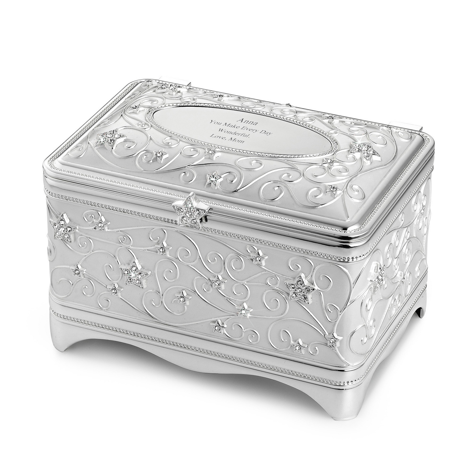 things remembered jewelry box jewelry box things remembered style guru fashion glitz 145