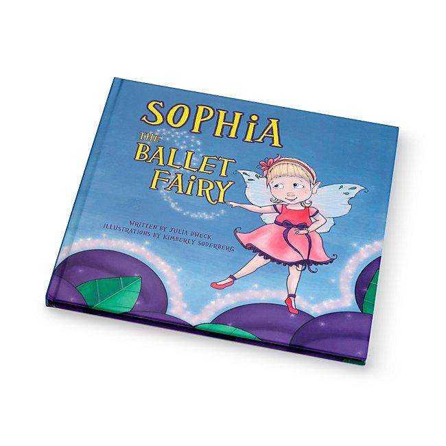 Ballet Fairy Book