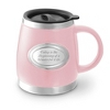 Deals on Pink Double-Walled Mug