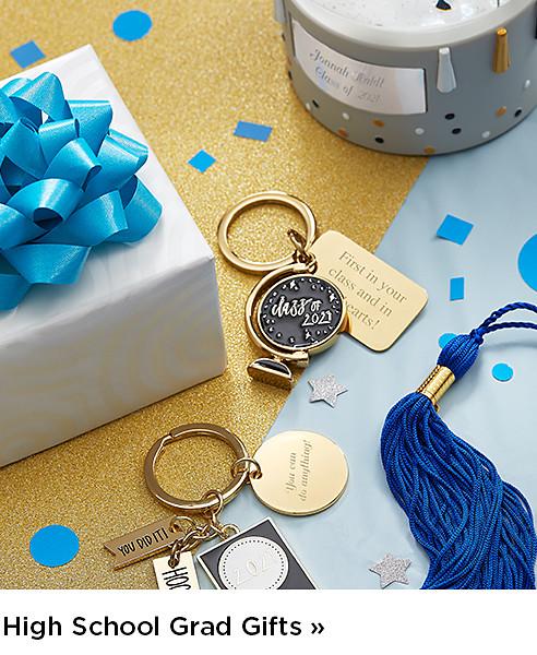 Custom Graduation Keychain Class of 2021 Gift Personalized Graduation Gift